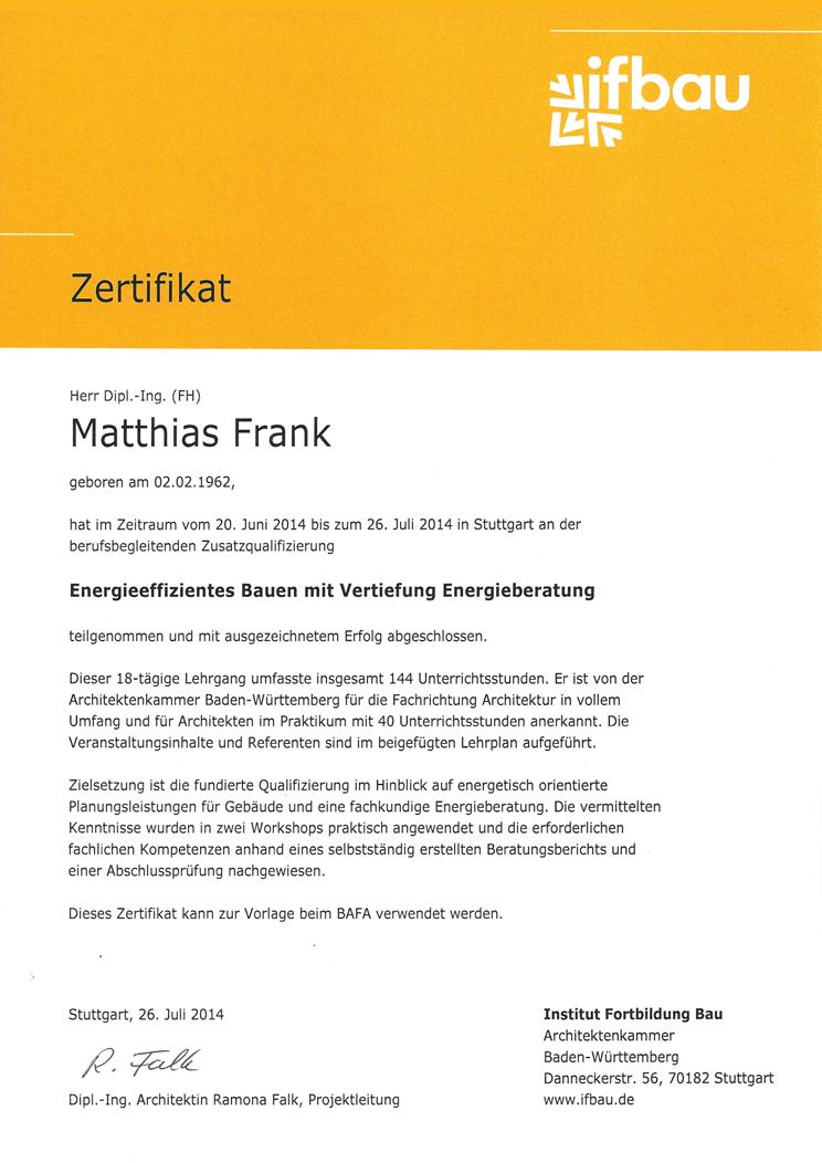 IfBau_Zertifikat_Energieeffizientes-Bauen-mit-Vertiefung-Energieberatung